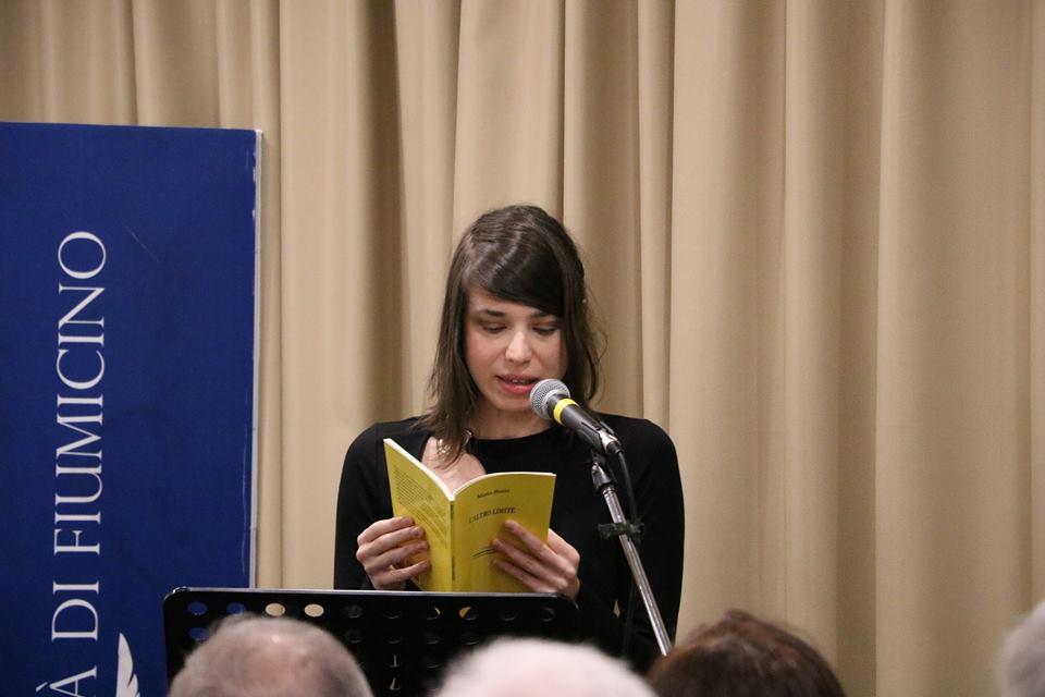 Maria Borio, vincitrice del Premio Opera prima 2018