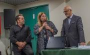 Saluto di Alessandra Vona, Presid. Consiglio comunale Fiumicino