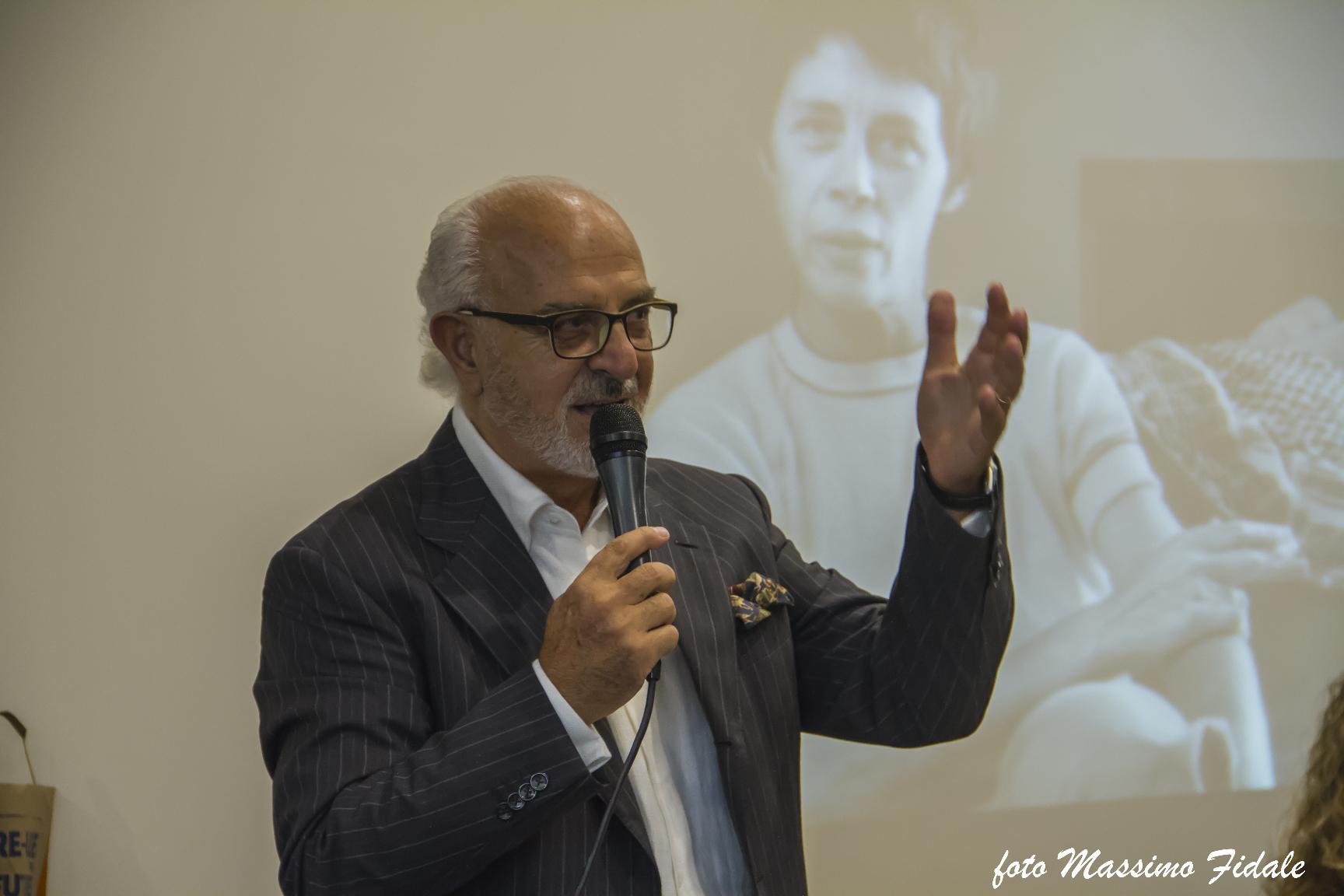 Gianni Caruso, presidente del Premio