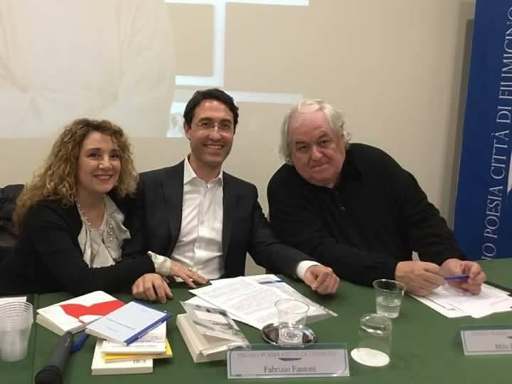 La giuria Sorrentino, Fantoni, De Angelis