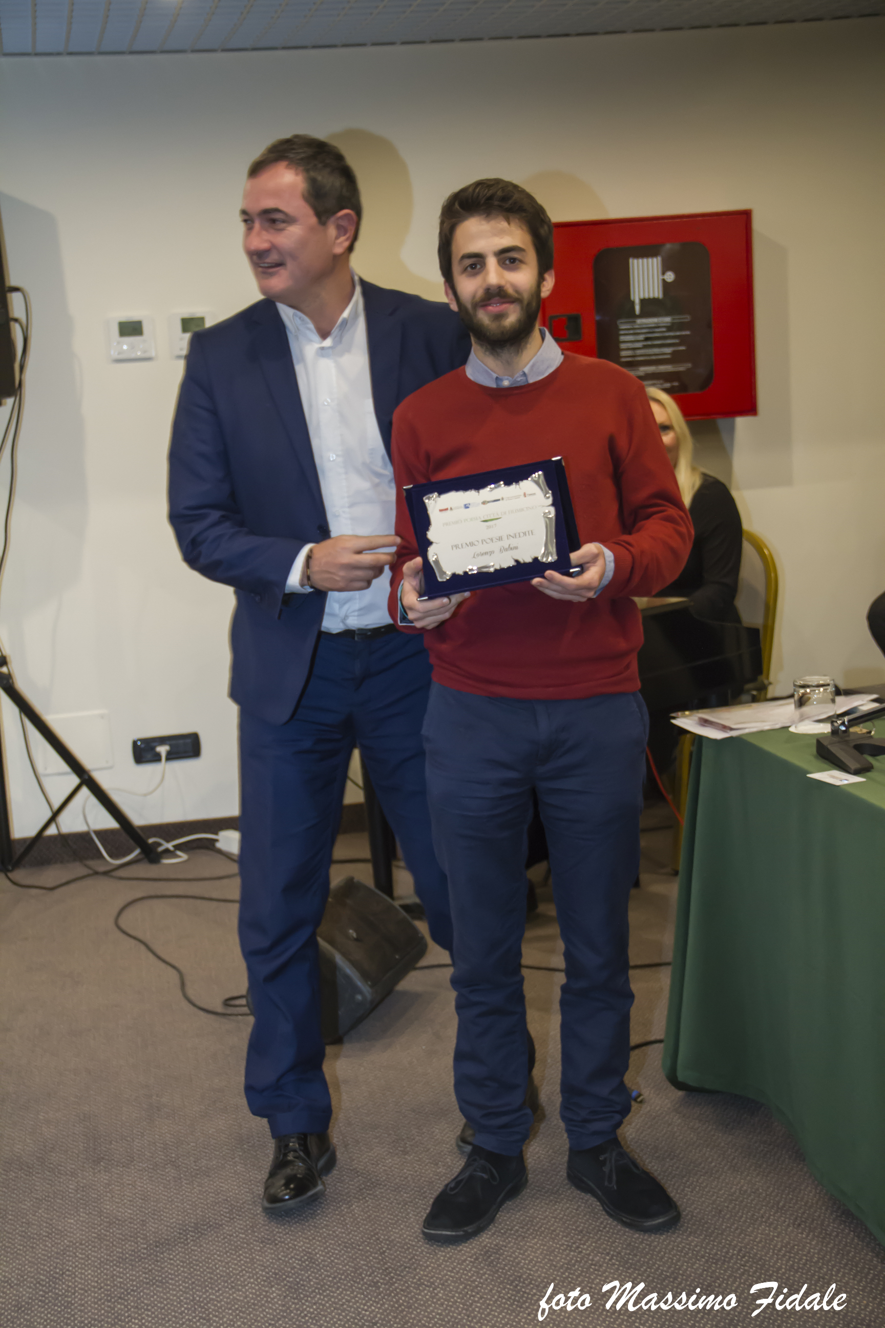 Paolo Masini MIBACT premia Babini x poesia inedita