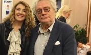 Sorrentino e Maurizio Cucchi